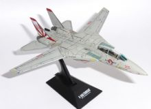 F-14 Tomcat US Navy USS Carl Vinson 1989 Collectors JC Wings Model Scale 1:144 JCW144F14001 p